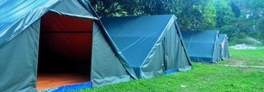 Camping Site Near Metro Manila Falcon Crest Resort
